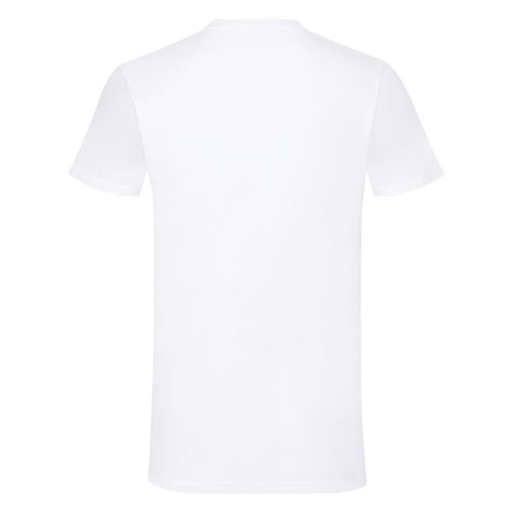 T-shirt inkl. 1 side frit design-White-00
