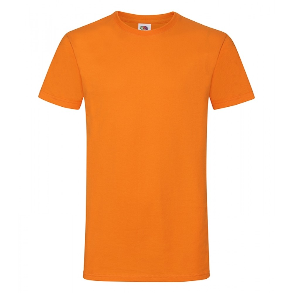 T-shirt inkl. 1 side frit design-Orange-30