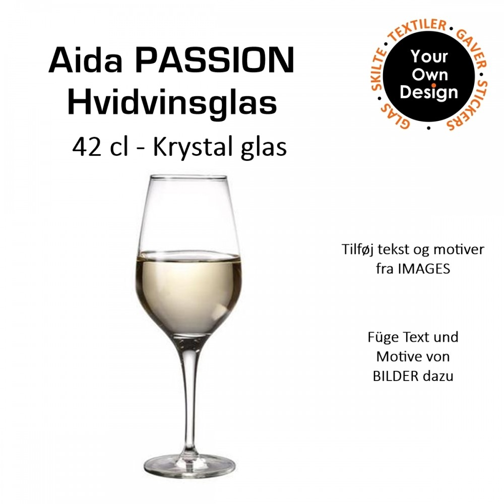 Passion Hvidvinsglas 42 cl-31