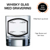 Whiskyglas med gravering 2-01